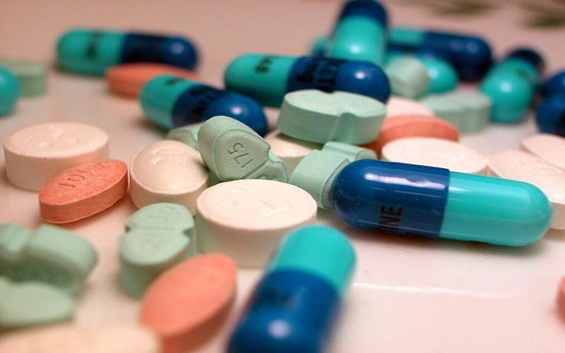 抗生素市场
