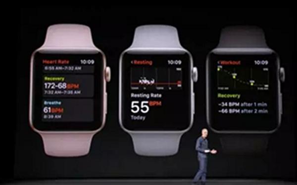 不止iPhone X 苹果发布会上还有这款医疗级神器
