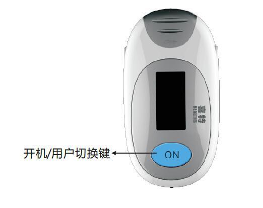 指夹式血氧仪